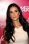 Demi Moore at 3rd Annual Variety's Power Of Women Event Presented By Lifetime, Four Seasons Hotel, B