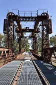 Railway Bridge at Tocumwal