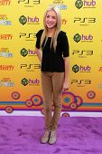 Peyton List at Variety's 5th Annual Power Of Youth Event, Paramount Studios, Hollywood, CA 10-22-11