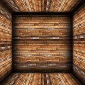 Rosewood Textured Interior Backdrop