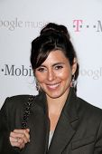Jamie-Lynn Sigler at Google And T-Mobile Celebrate The Launch Of Google Music, Mr. Brainwash Studios, Los Angeles, CA 11-16-11