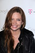 Daveigh Chase at Google And T-Mobile Celebrate The Launch Of Google Music, Mr. Brainwash Studios, Los Angeles, CA 11-16-11