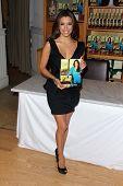 Eva Longoria Signs Copies Of Her New Cookbook