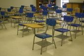 Room Full of Desks