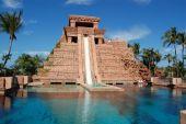 Atlantis Water Slide Paradise Island