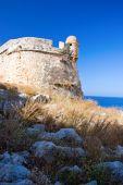Venetian Fortezza In Rethymno