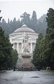Staglieno's graveyard