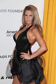 Katie Price  at the 19th Annual Elton John Aids Foundation Academy Awards Viewing Party, Pacific Des