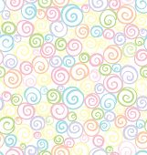 Seamless Shell Pattern