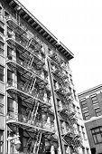 Apartment Block, San Fransisco