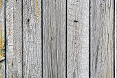 Old Wood Plank Background, Vintage Wooden Texture