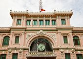 Saigon Central Post Office (1891). Ho Chi Minh City, Vietnam
