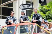 LA Kings Stanley Cup Parade Celebration