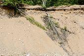 Erosion In Esker