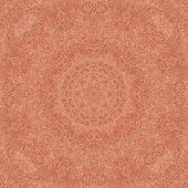 Seamless pattern on a fabric