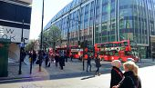 Oxford Street in London