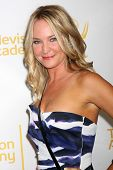LOS ANGELES - JUN 19:  Sharon Case at the ATAS Daytime Emmy Nominees Reception at the London Hotel o