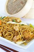 stir - fried noodles