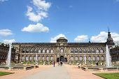 palace of Dresden