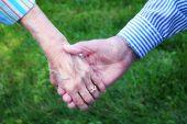 Seniors Hands