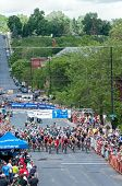 Cyclists Begin Stillwater Criterium