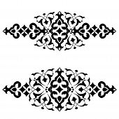 Ottoman Motifs Design Series Fifty-three