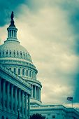 stock photo of politician  - The Capitol  - JPG
