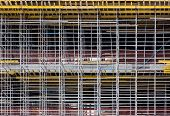 Steel Structure Of Construction Scaffolding