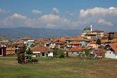 Small Village In Turkey