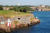 Fortress in Finland
