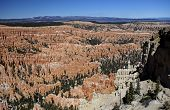 Bryce Canyon unusual landscape