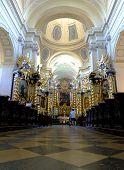 Krakow, Church of Saint Bernardino