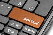 Most Read. Orange Hot Key On Computer Keyboard