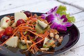 Mixed Fruit Salad Thai Style 02