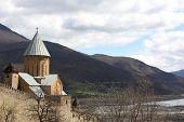 Ananuri  Is Castle Complex In Georgia