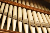 pic of pipe organ  - close - JPG