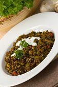 Lentils Hotpot
