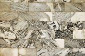 foto of slab  - Dark Marble Granite Stone slab surface - JPG