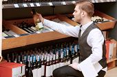 pic of liquor bottle  - Rare type of wine - JPG