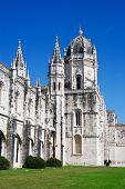 Jeronimos Monastery, Lisbon Portugal