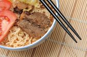Spicy Mutton Noodles poster