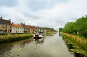 foto of damme  - This photograph represents one of the symbols of Damme  - JPG
