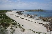 White Sand Beach Iona
