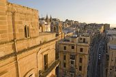 buildings in malta