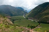 Mountain view, Cusco Peru