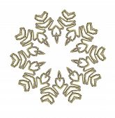 Star Snowflake Series