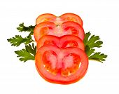 Tomato And Parsley