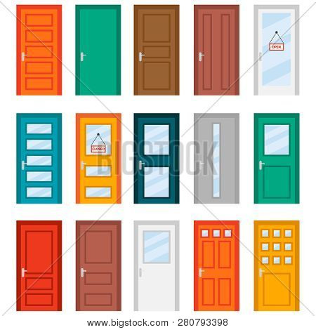 Colorful Front Doors To Houses