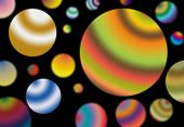 Colored Planets
