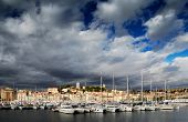 The City Of Cannes, France